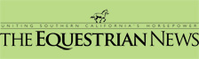 The Equestrian News logo